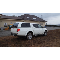 Hardtop CKT Windows pro Mitsubishi L200 Long DC