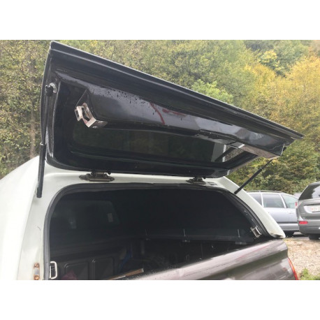 Tailgate - Zadní prosklené dveře pro Mitsubishi L200 - CKT Work II / Windows II