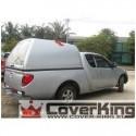 HT Mitsubishi Triton Club cab model 840 Work Version white color