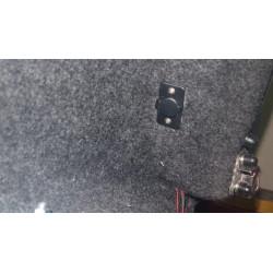 12V zásuvka pre hardtop