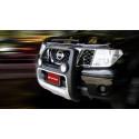 Deflektor kapoty Nissan D22/NP300