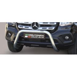Přední ochranný rám průměr 76 mm - Mercedes X-class EC/SB/428/IX