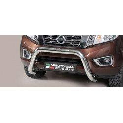 Přední ochranný rám průměr 76 mm - Nissan NP300 Navara NI16EC/SB/400/IX