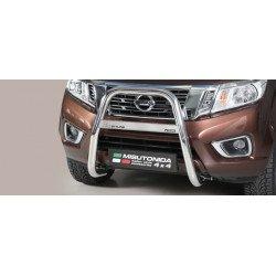Přední ochranný rám vysoký průměr 63 mm - Nissan NP300 Navara NI 16 MA/400/IX