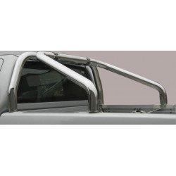 Nerezový rám korby single průměr 76 mm - Nissan NP300 Navara NI 16 RLSS/2400/IX