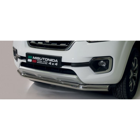 Přední ochranný rám průměr 76 mm - Toyota Hilux 16+ TO 16 SLF/410/IX