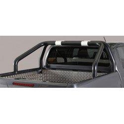 Nerezový rám korby single průměr 76 mm - Toyota Hilux 16+ TO 16 RLSS/2410/IX