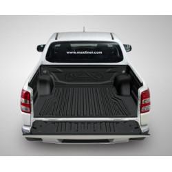 Bedliner underrail for Fiat Fullback DC 2016