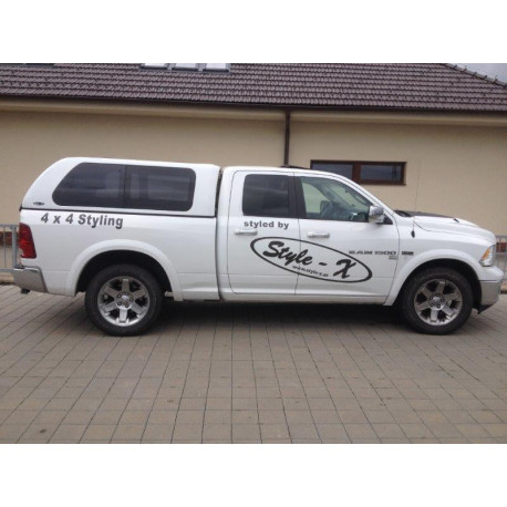 Hardtop CKT Wind II pro Dodge RAM 1500 Quad Cab
