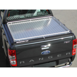 Mountain Top hliníkový kryt korby Ford Ranger Super Cab