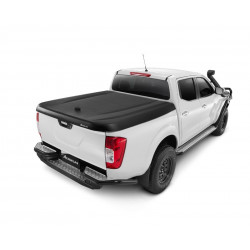Aeroklas Speed cover, black grain ABS surface Mercedes X-Class