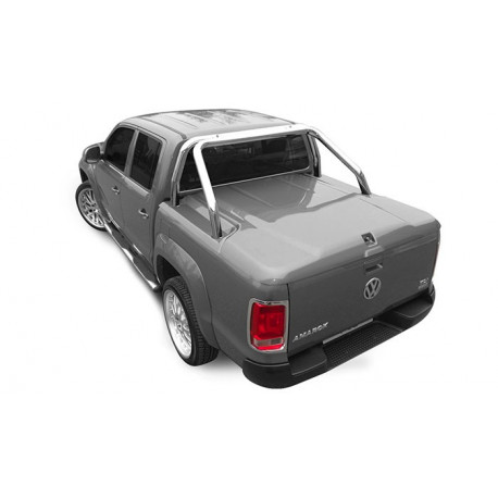 Pro-Form VW Amarok Sportlid II cover, for VW OE Styling bar, painted