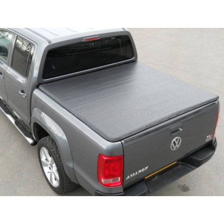 Skadací kryt plachta - Alpex Hidden Snap Soft Cover - VW Amarok