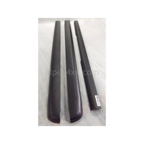 Aeroklas Rail guard, left + right + tailgate Isuzu 2011-2017 E/C