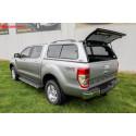 Samonosné sklo zadních dveří na Hardtop Carryboy S560 Ford Ranger 2012+ 25N FTD/FTC