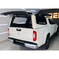 Hardtop Mercedes X - Class model CKT Work Profi