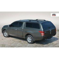 Hardtop Fiat Fullback - MaxTop MX3 Wind - Extend Cab