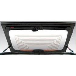 Samonosné sklo zadních dveří na hardtop Carryboy S560 CNFD, CNFK