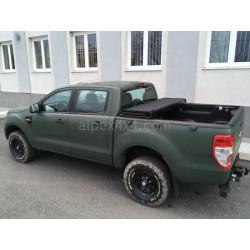 Třídílný skadací kryt - Renault Alaskan