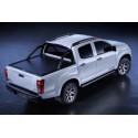 Mountain Top černá hliníková roleta pro Ford Ranger Double cab