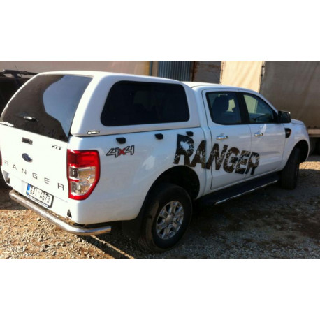 Hardtop CKT Windows II pro Ford Ranger DC 2019 -