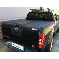 Aeroklas Speed cover, black grain ABS surface Nissan D40