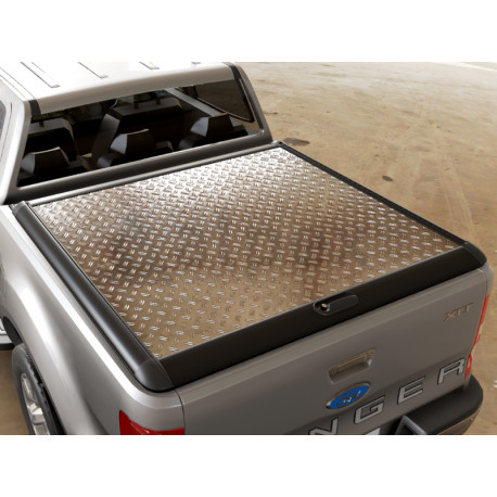 Mountain Top hliníkový kryt korby Toyota Hilux DC