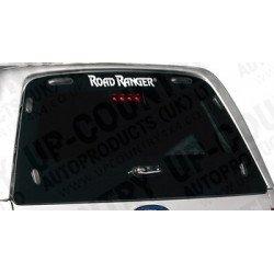 Samonosné sklo zadních dveří na hardtop Road Ranger RH Nissan Navara D40