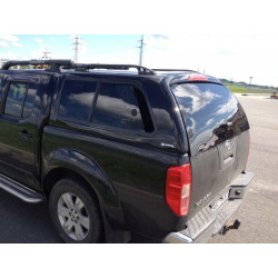 Hardtop CKT Windows II for Nissan Navara D40 DC Long