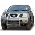 """přední ochranný rám z nerezu 3"""" for Nissan Navara D40/Pathfinder"""