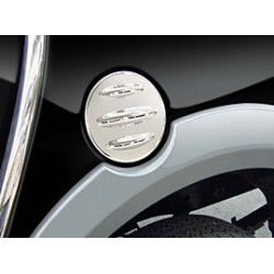 Nerezová krytka víčka nádrže - Mitsubishi L200.MK.5 (Triton)