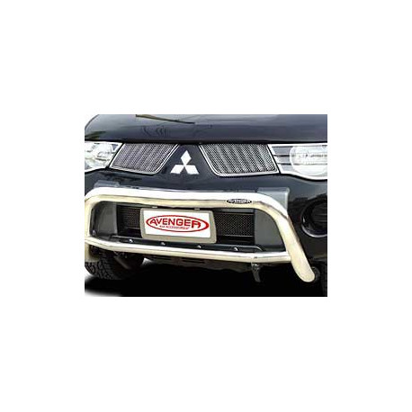 Nerezové sání motoru - Mitsubishi L200.MK.5 (Triton)