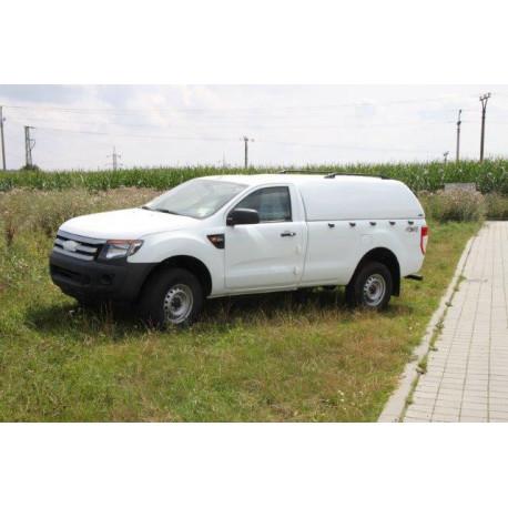 Hardtop CKT Work II pro Ford Ranger 2016- Single Cab