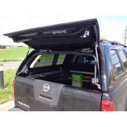 Laminátové dveře pro Nissan D40 - CKT Work II / Windows II