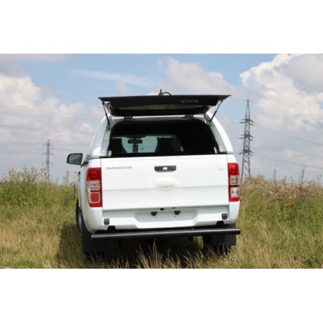 Tailgate - Zadní prosklené dveře pro Nissan D40 - CKT Work II / Windows II