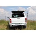 Tailgate - Zadné presklené dvere pre Nissan D40 - CKT Work II / Windows II