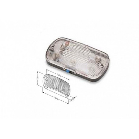 Interiérové LED světlo 12V pro všechny hardtopy