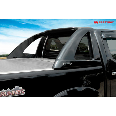 Stylish Roll Bar CB-733 - for Nissan Navara D40 (Rám korby) v plniči