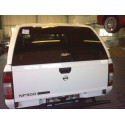 Hardtop CKT Work for Nissan NP300 DC - FB without brake lamp