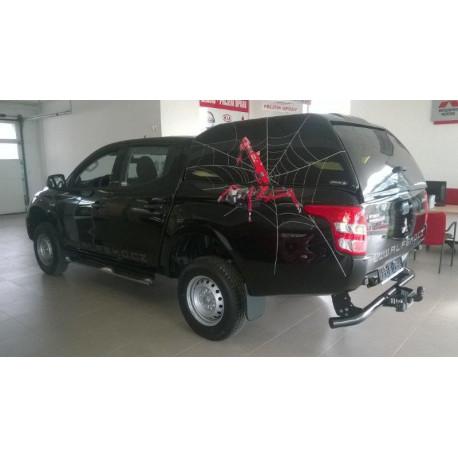 Hardtop CKT Work II pro Mitsubishi L200 2016- DC